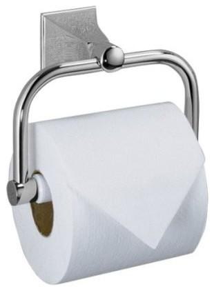 KOHLER K 490 CP Memoirs Stately Toilet Tissue Holder In Vibrant Chrome Trad