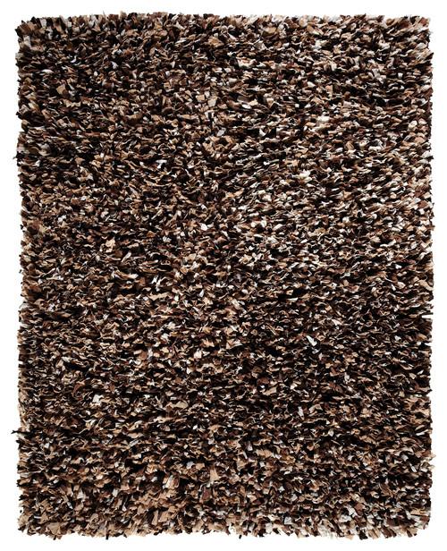 Making a shag rug like new -
