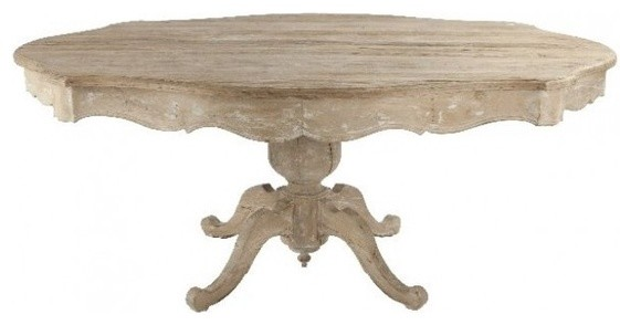 Shabby Chic Living Eclectic Dining Tables Nashville