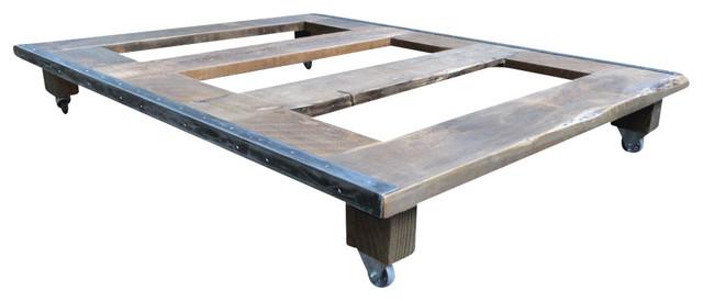 steel platform bed 2