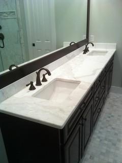 Image Result For White Bathroom Undermount Sink