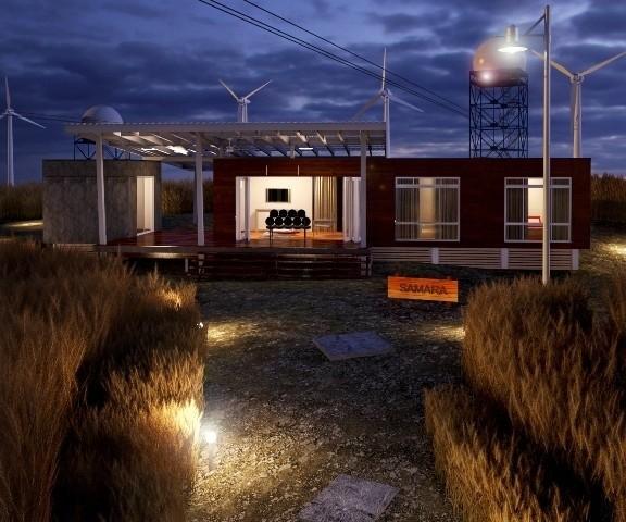 samara one bedroom prefab modular home modern brisbane by nova