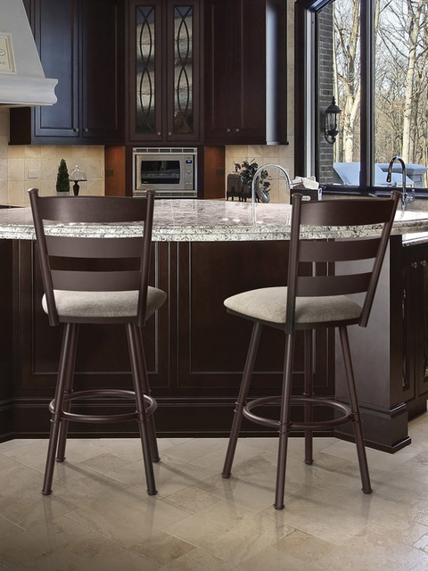 Trica S Louis Bar Stool By Barstool Comforts
