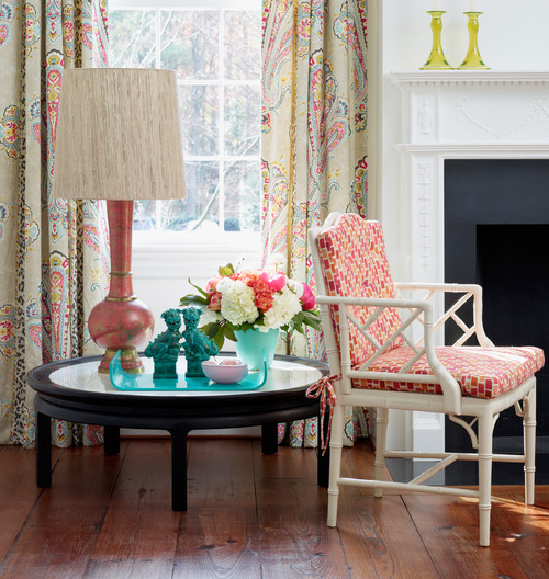 Jim Thompson Fabrics Featured Projects