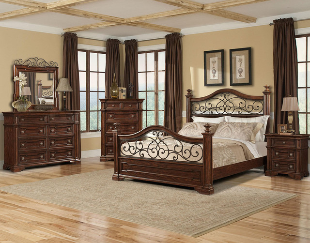 bedroom set in cherry traditional bedroom furniture sets new