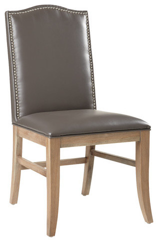 Maison parsons chair set of 2 modern dining chairs - Maison moderne diningchair ...