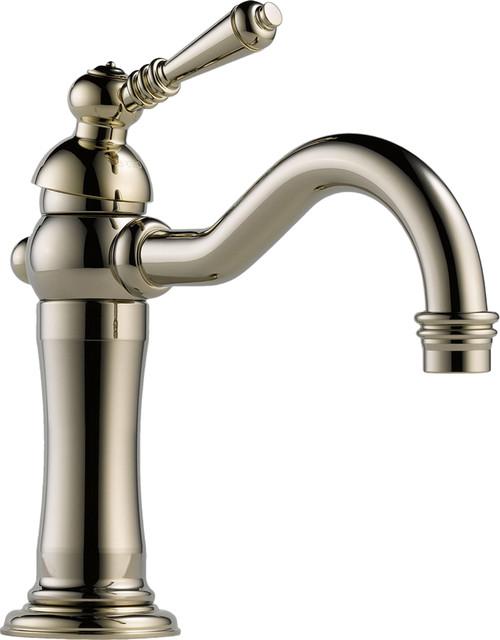 Brizo 65036LF-PN Tresa One Handle Lavatory Faucet