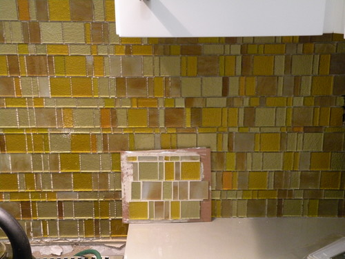 Need Help On Grout Choice For Glass Mosaic Tile Kitchen Backsplash