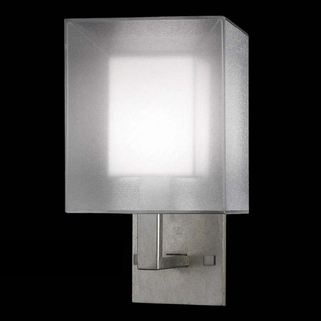 Wall Sconce With Bracket : Quadralli Bracket Wall Sconce - Modern - Wall Sconces
