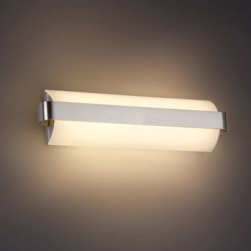 Contemporary Led Vanity Lights : Demi LED Bath Bar by Modern Forms - Modern - Bathroom Vanity Lighting - by Lumens