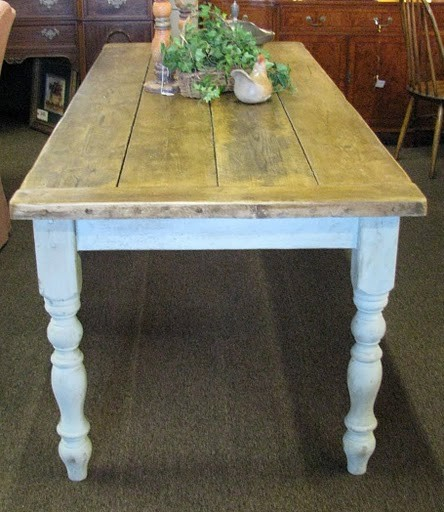 French Country Dining Room Farm Table Eclectic Dining Tables Houston By Stillgoode