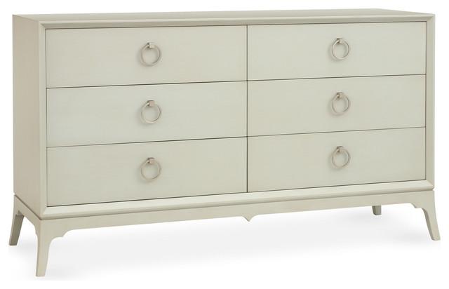 Bennett 6 Drawer Dresser - Traditional - Dressers - charlotte - by Coach Barn