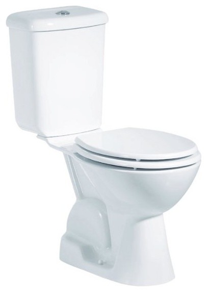 Ayla All In One Combined Bidet Toilet With Soft Close Seat