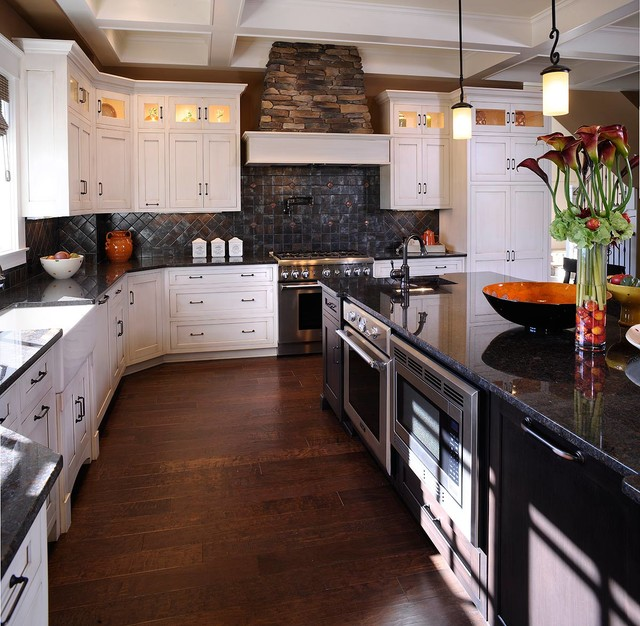 Kitchen Granite: Tan Brown Granite Countertops