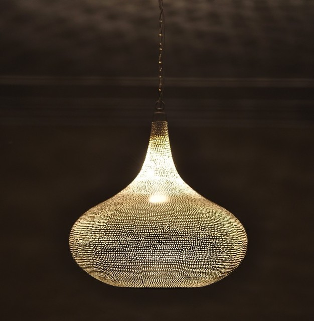 Moroccan Style Pendant Lighting By E