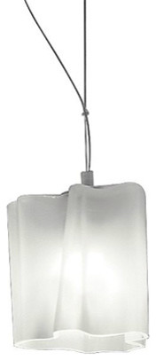logico nano single suspension ceiling light contemporary