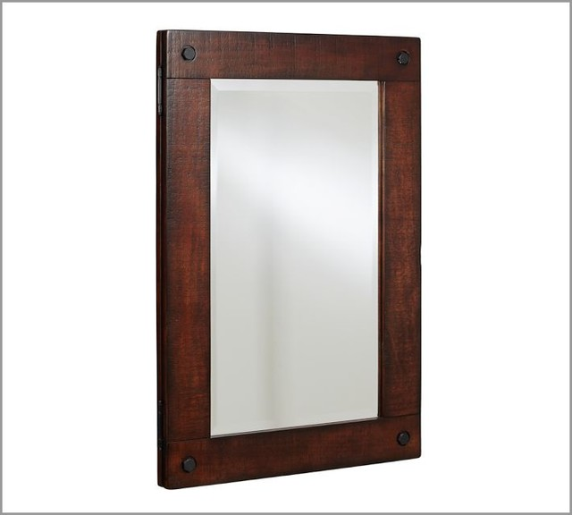 Benchwright Recessed Medicine Cabinet - Contemporary ...