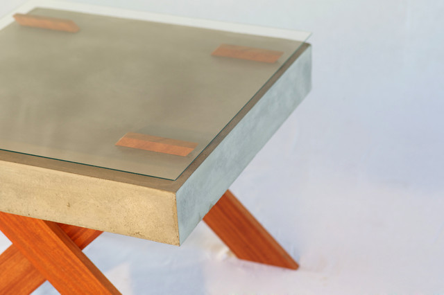 Architectural concrete products industrial coffee for Architectural coffee table