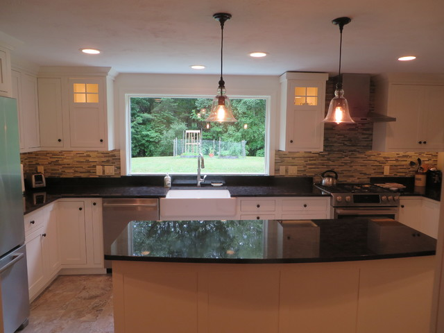 New Kitchen In New Hampshire