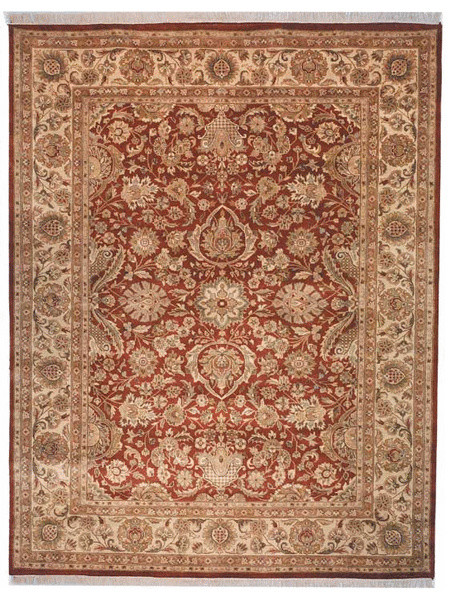 Safavieh Clearance Dynasty Dy252a 8 39 X10 39 Rust