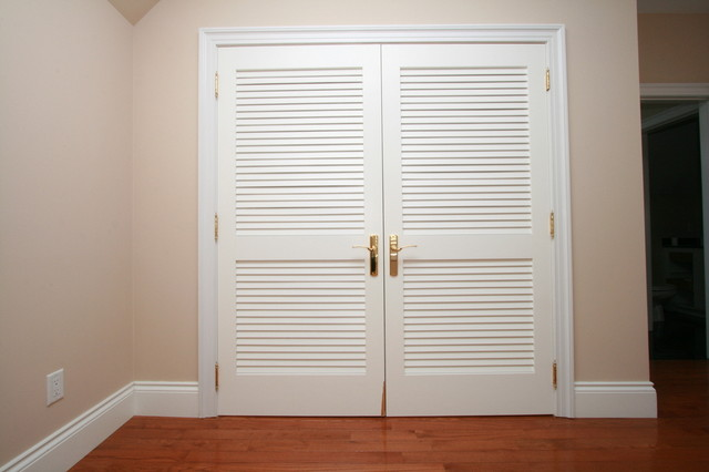 French Amp Louvered Doors