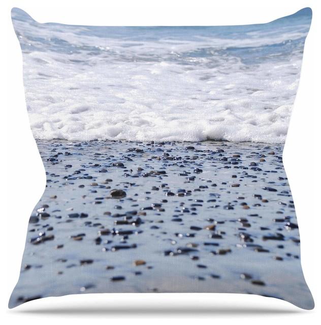 Outdoor Beach Throw Pillows : Nick Nareshni