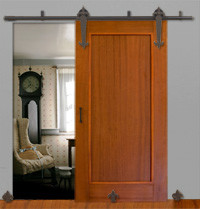 Rolling Barn Door Hardware By Custom Service Hardware Inc