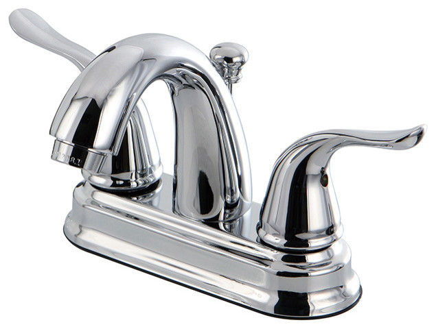 4 Inch Sink Faucet : All Products / Bath / Bathroom Faucets / Bathroom Sink Faucets