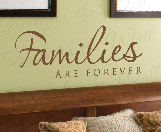 Wall Quote Decal Sticker Vinyl Art Lettering Large
