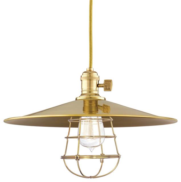 Hudson valley lighting 8002 agb mm1 wg heirloom aged brass for Houzz rustic lighting