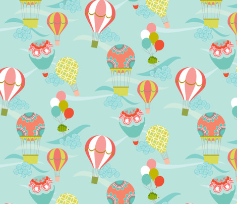 up up away wallpaper contemporary wallpaper by
