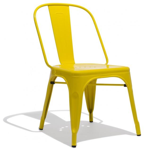 Marais Ac Chair Industrial Sillas De Comedor De