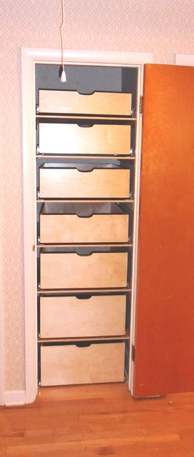 ShelfGenie Glide-Out Shelves - Closet Organizers - other metro - by ...