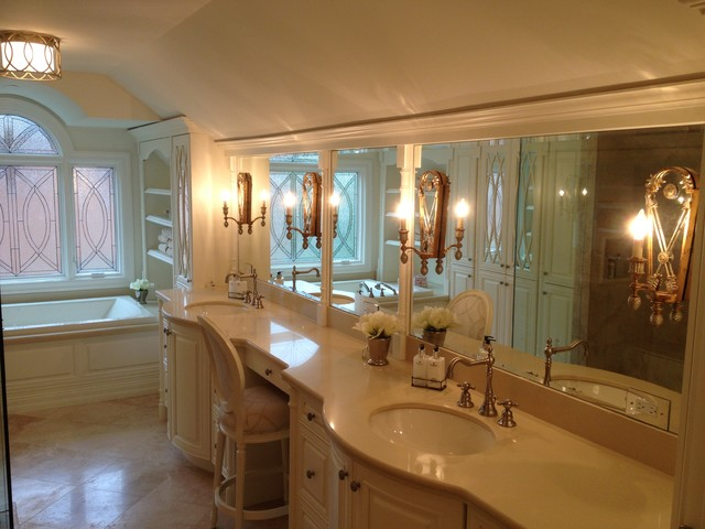 luxury ensuite traditional toronto by anderson balfour kitchen