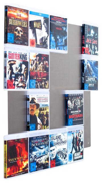 Media Wall storage Blu-Ray-Wall5x4 for you finest Blu-ray ...
