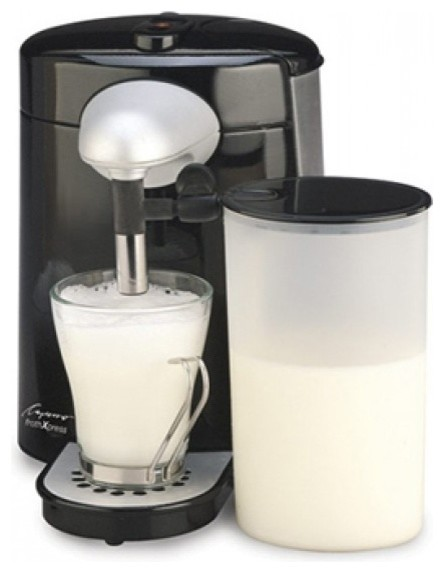 Capresso Coffee Maker With Frother : Capresso 201 FrothXpress - Contemporary - Milk Frothers - by Healthy Home and Kitchen