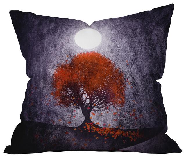 Beautiful Decorative Throw Pillows : DENY Designs Viviana Gonzalez Beautiful Season Throw Pillow - Transitional - Decorative Pillows ...