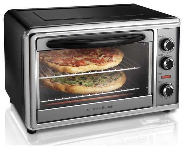 Artisan Countertop Convection Oven : ... 31104 12-inch Pizza Countertop Toaster Oven contemporary-toaster-ovens