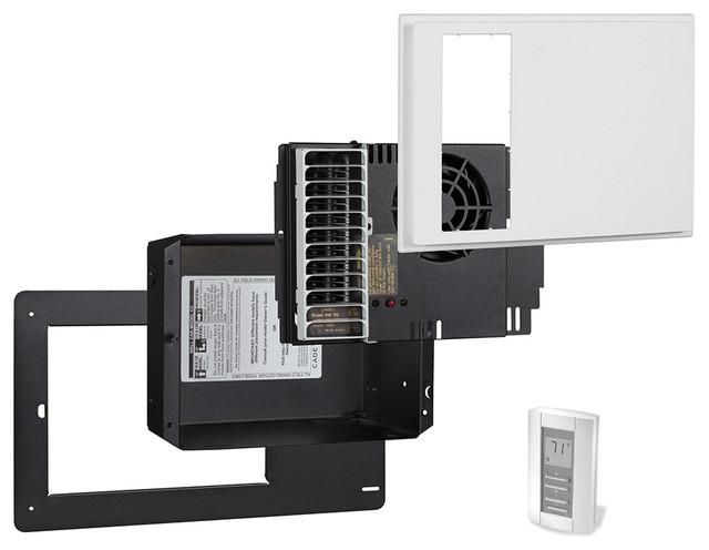 Apex72 1000-Watt Electric High Wall Heater Kit With Wall ...