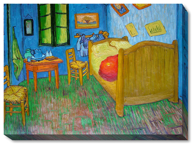 van gogh vincent 39 s bedroom at arles modern prints and posters