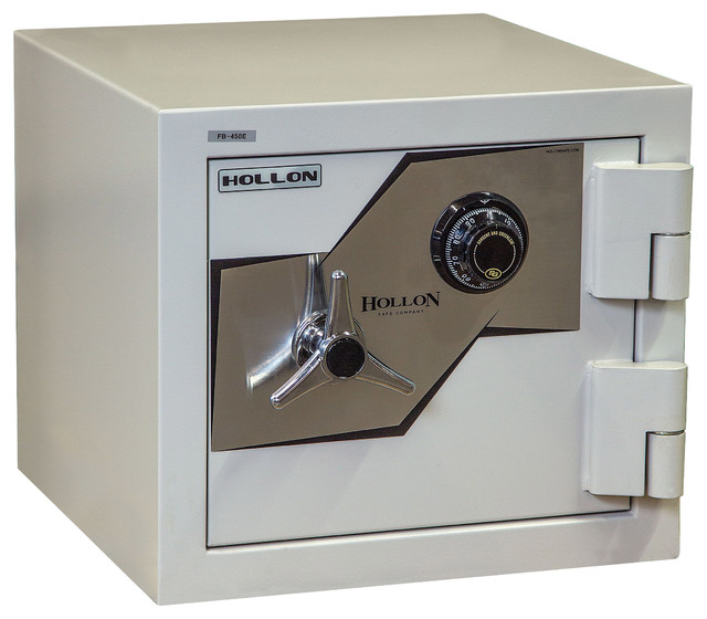 Fire and Burglary Safe - Contemporary - Safes - by Hollon Safe Company