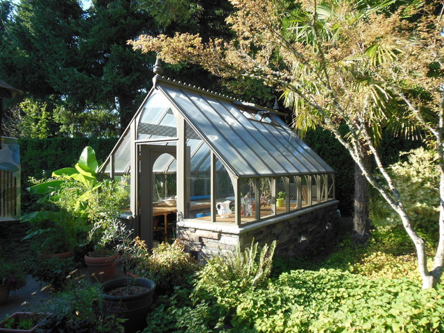 Tudor Style Greenhouse Kits Greenhouses Portland By