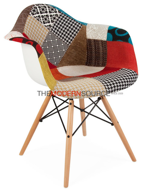 Eames daw armchair reproduction midcentury armchairs for Eames daw reproduktion