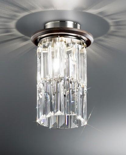 Prisma colonial ceiling lamp circular modern flush for Prisma circular