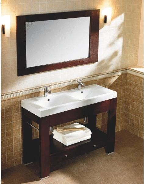 Las vegas double vanity kit bathroom vanities and sink consoles - Bathroom cabinets las vegas ...