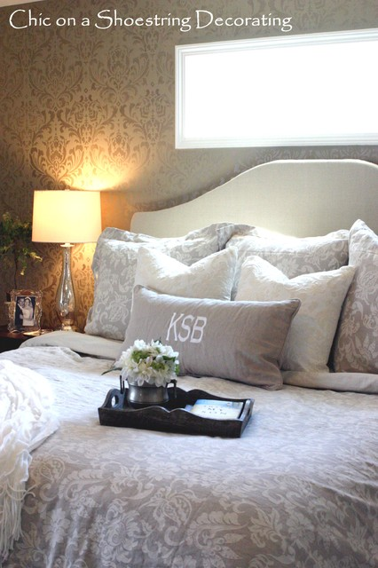 neutral master bedroom other by chic on a shoestring