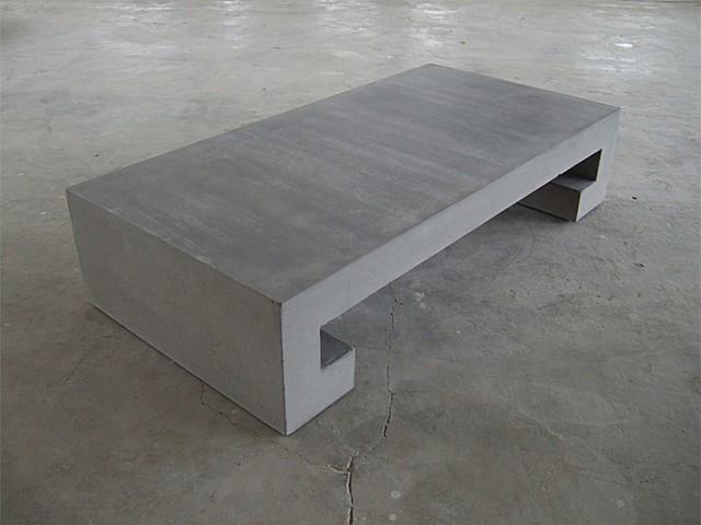 Wohnzimmertische Modern : T3 couchtisch beton - Modern - Couchtische ...