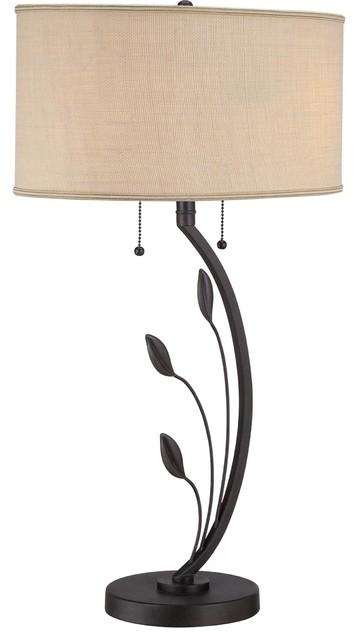 portable lamp table lamp with 2 lights and pull chain swi table lamps. Black Bedroom Furniture Sets. Home Design Ideas