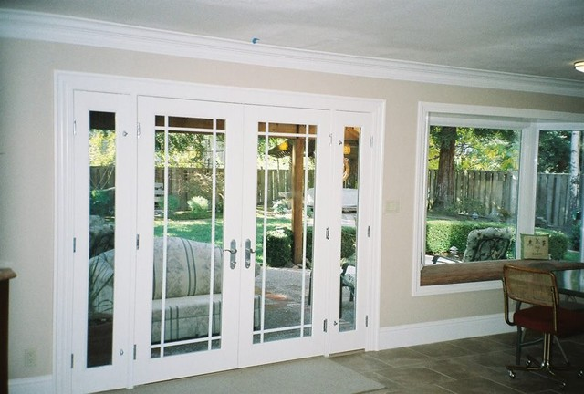 Sgk french doors windows and doors other by sgk home for Triple french doors exterior
