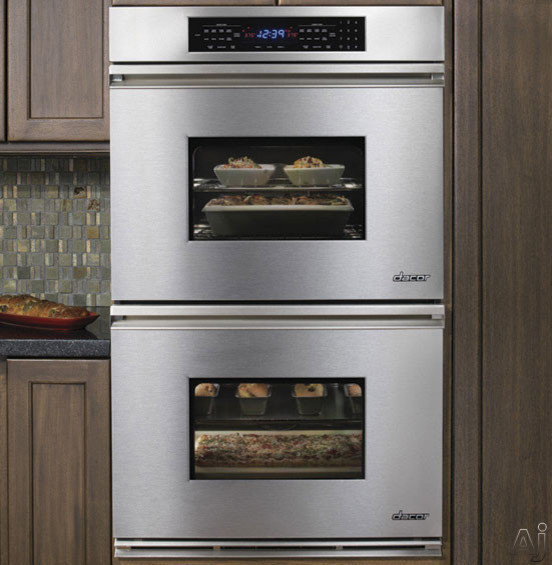 """Kitchen Layout With Double Oven: Dacor 30"""" Double Electric Wall Oven"""